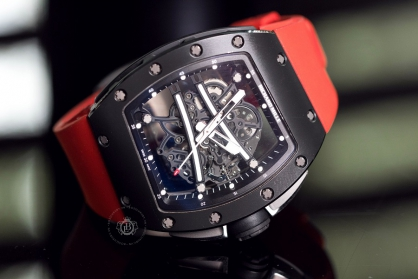 Review đồng hồ Richard Mille RM 61 01 - Thiết kế lệch phá cách cá tính