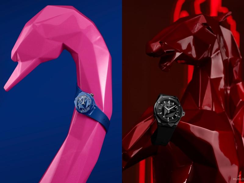 Hublot khẳng định tinh thần khác biệt qua những mẫu đồng hồ ấn tượng đầu năm 2021