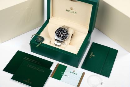 Review đồng hồ Rolex Daytona 116500LN - Chiếc đồng hồ được khao khát nhất thế giới