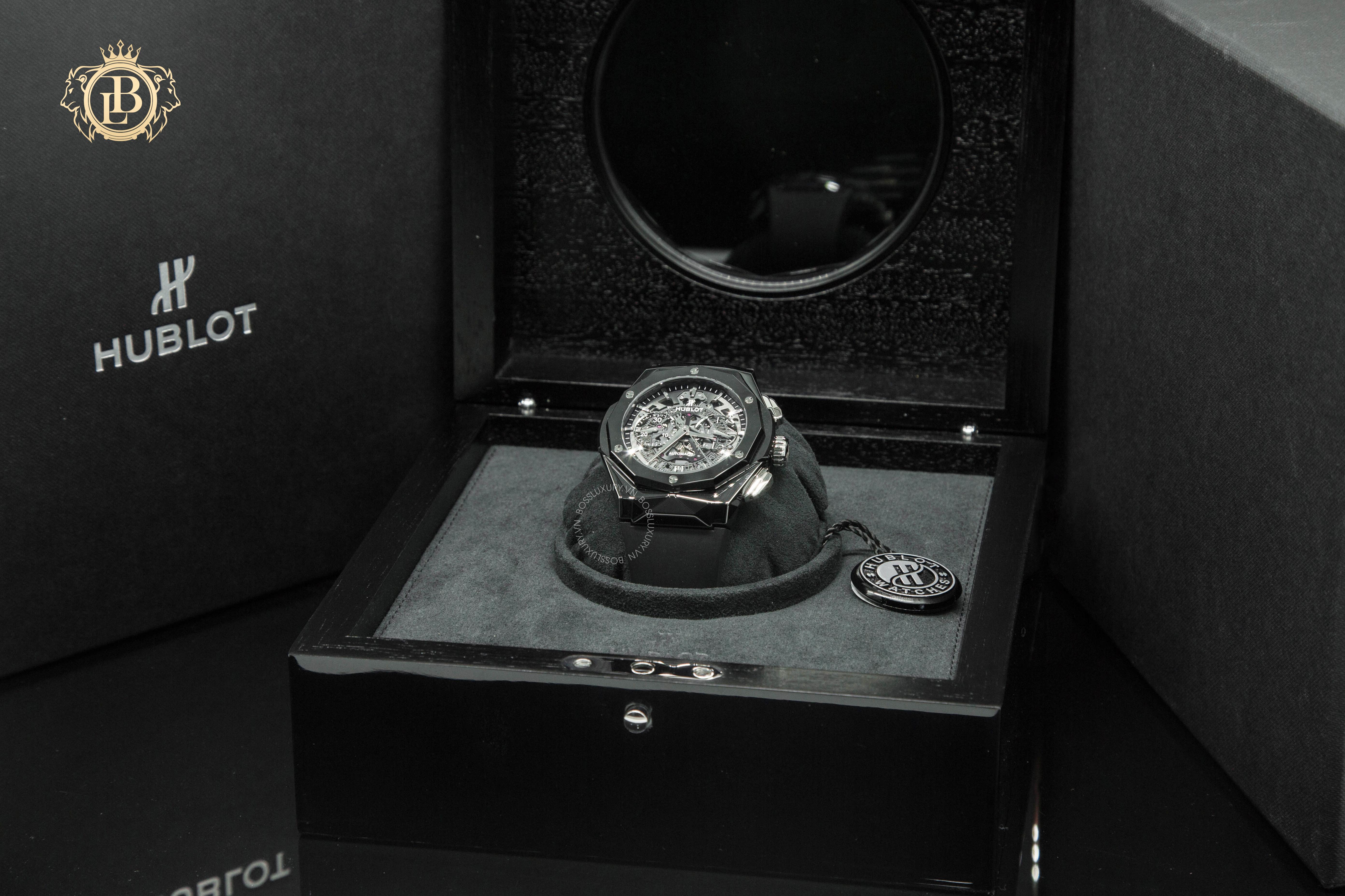 Review đồng hồ Hublot Classic Fusion Orlinski 45mm: Bứt phá trong sáng tạo