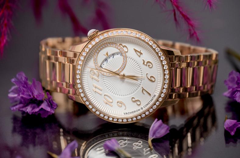 Giới thiệu đồng hồ Vacheron Constantin Égérie 4605F/110R-B496 dành cho phái đẹp
