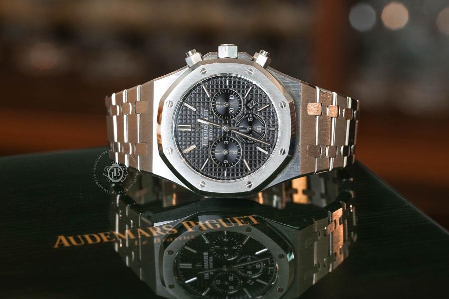 Review đồng hồ Audemars Piguet Royal Oak Chronograph - thiết kế kinh điển của Gerald Genta