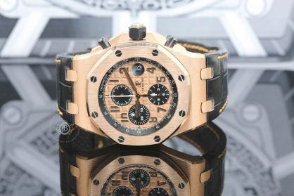 Review đồng hồ Audemars Piguet Royal Oak Offshore Chronograph - Đồng hồ thể thao dày và nặng