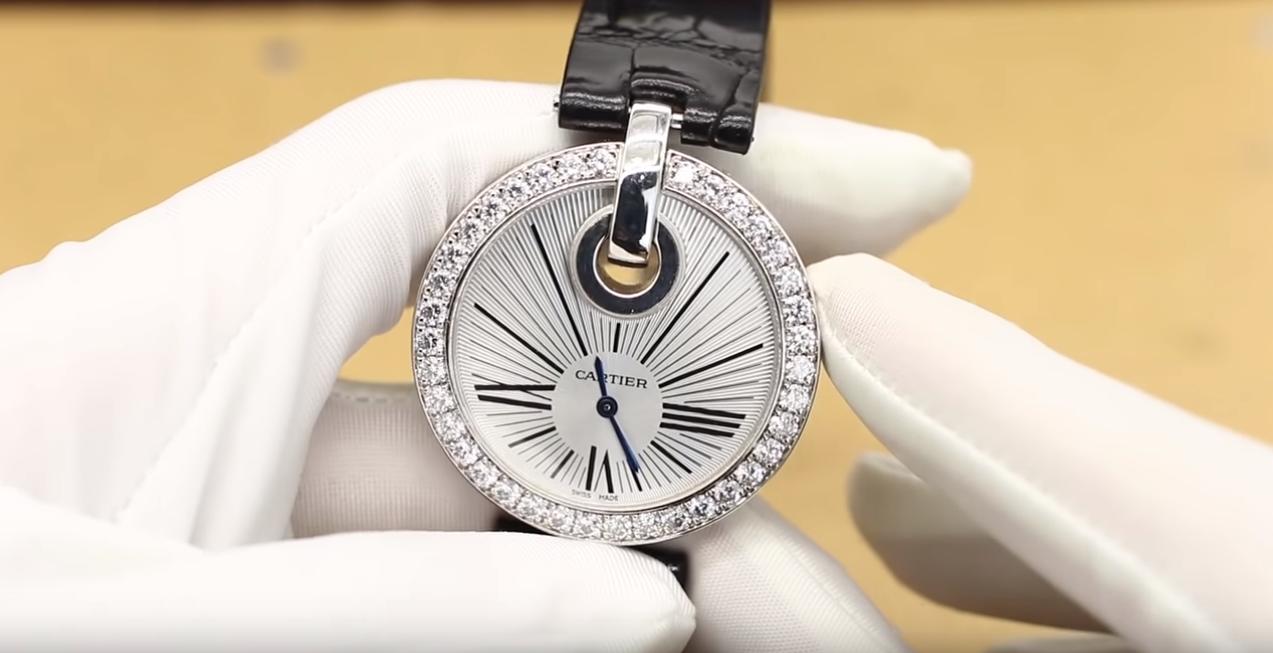 Review đồng hồ Cartier Captive de Cartier thiết kế đặc biệt nhưng vẫn thanh lịch dành cho nữ