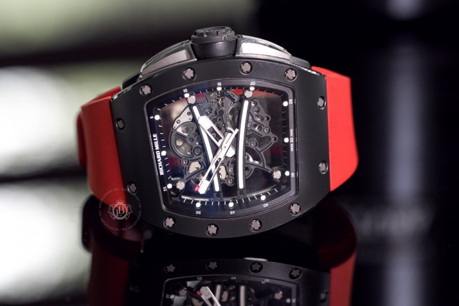 Review đồng hồ Richard Mille RM 61 01 - Thiết kế