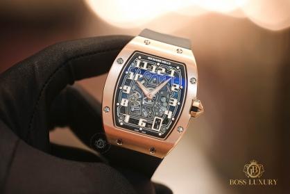 Review đồng hồ Richard Mille RM 67-01 Automatic Extra Flat với độ mỏng đáng kinh ngạc