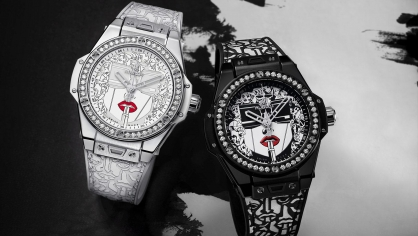 Bất chấp đại dịch, Hublot vẫn ra mắt mẫu đồng hồ tôn vinh người phụ nữ