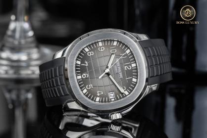 Review đồng hồ Patek Philippe Aquanaut 5167A 001: Làn sóng trẻ trung hiện đại