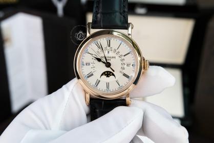 Review đồng hồ Patek Philippe Complications 5059R-001 36mm: Nhỏ nhưng có võ