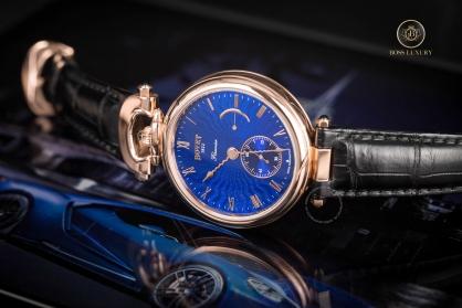 Review bộ đôi đồng hồ biến hình Bovet Amadeo Fleurier 43mm