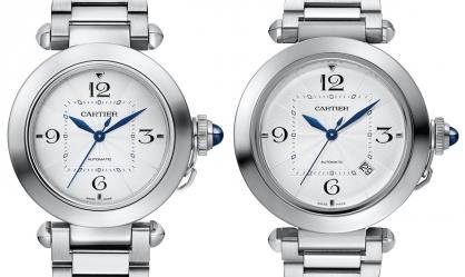 Cartier ra mắt mẫu đồng hồ Pasha phiên bản mới 2020