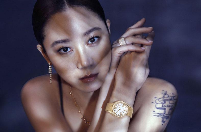 Dàn sao nữ thể hiện sự nữ quyền thông qua thiết kế đồng hồ của Piaget