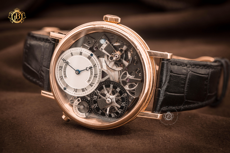 Review đồng hồ Breguet Tradition 7067 tinh hoa của Breguet có cả ở đây