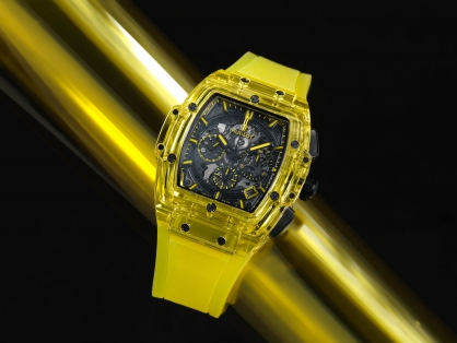 Điểm danh những thiết kế đồng hồ đầy sắc màu giúp nâng tầm phong cách