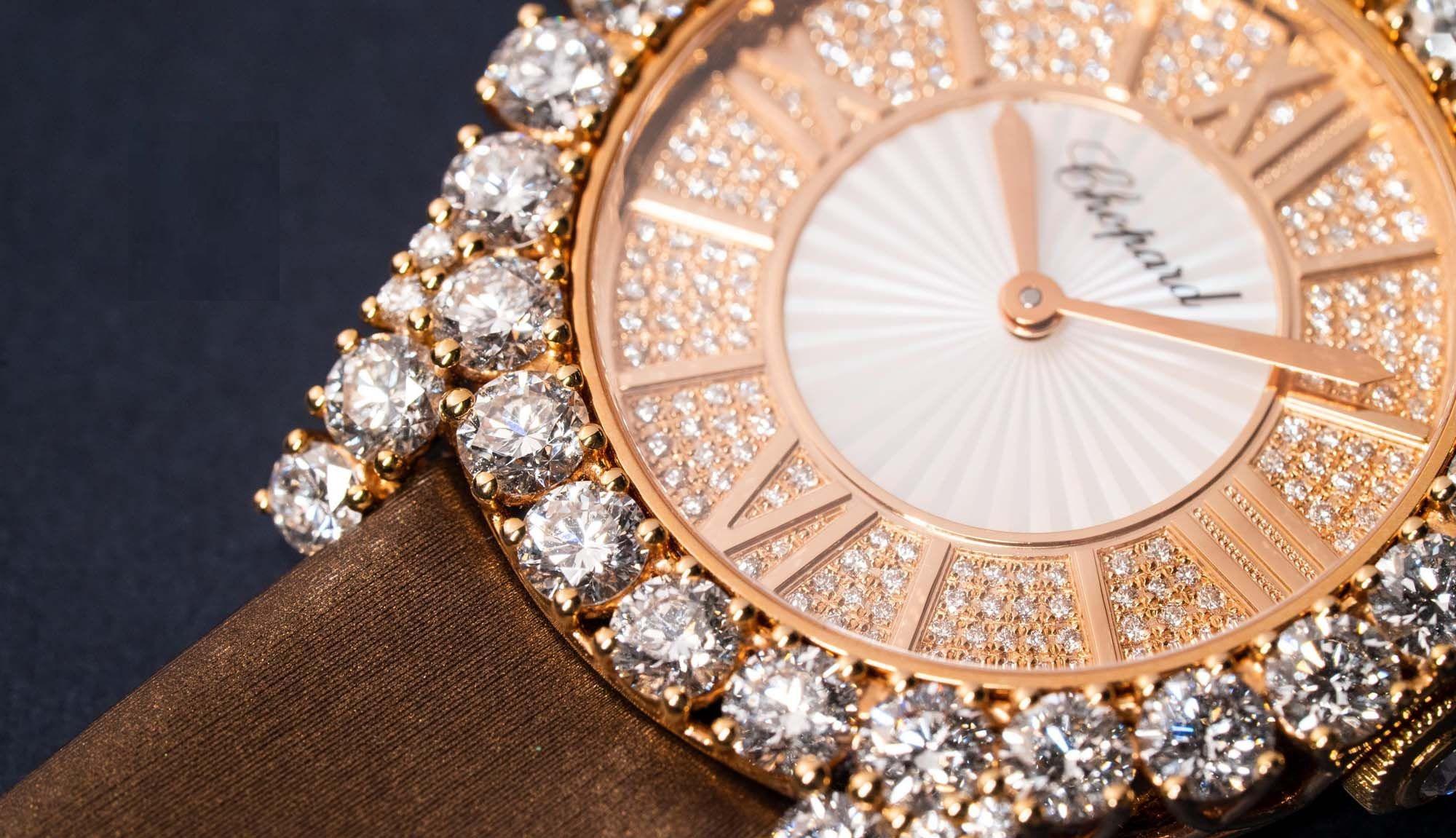 Review đồng hồ Chopard L'Heure Du Diamant
