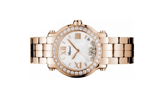 Đồng hồ Chopard Happy Sport Ladies Watch 36mm 277481-5002