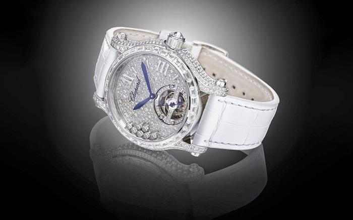 Thông tin cần biết về đồng hồ nữ thời trang Chopard