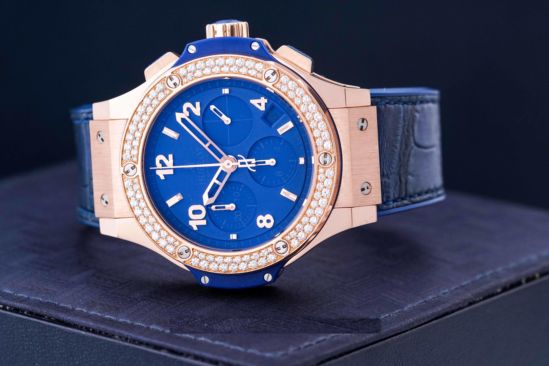 Giới thiệu đồng hồ Hublot Big Bang Tutti Frutti Blue