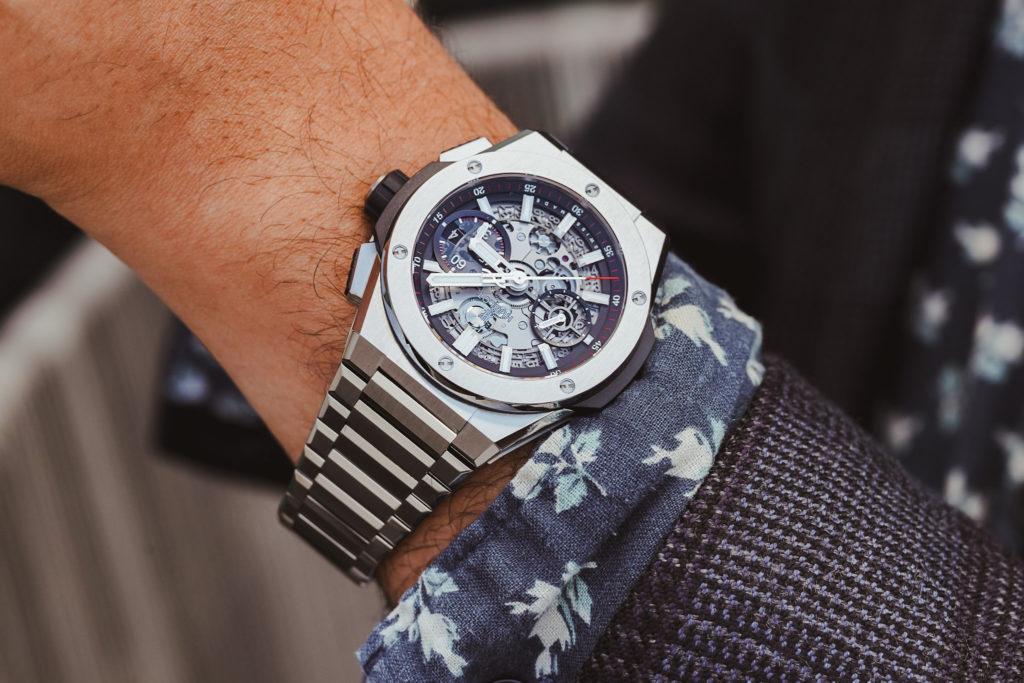 Cùng khám phá bộ 3 đồng hồ đặc biệt của Hublot tại LVMH Watch Week