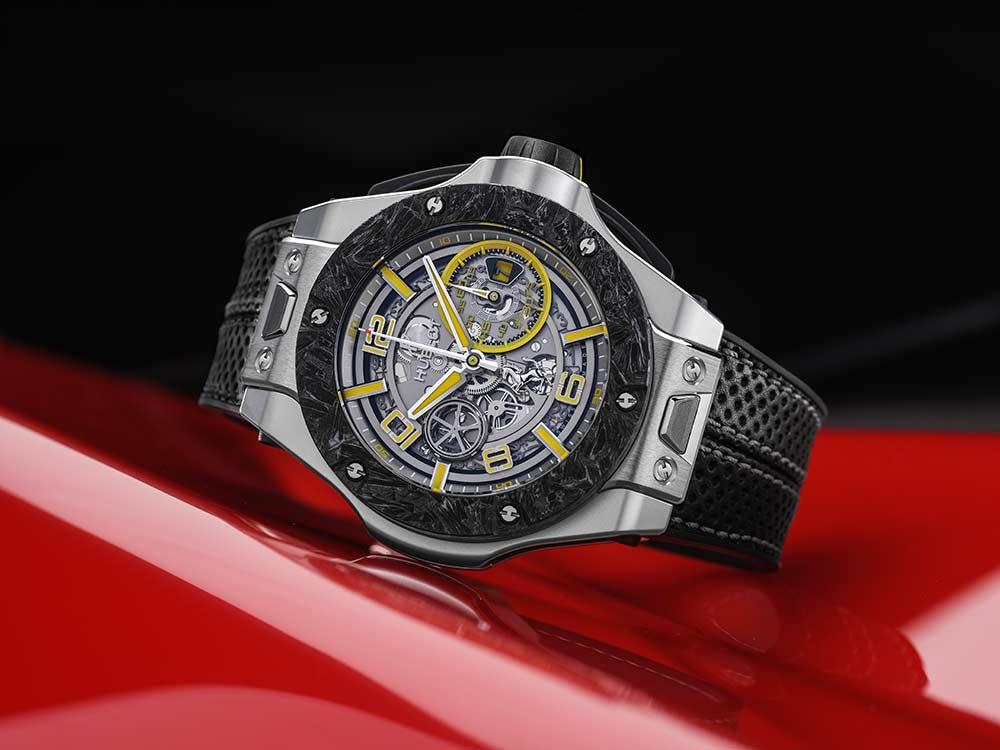 """""""HOT"""": 5 mẫu đồng hồ mới ra mắt tại triển lãm Baselworld của Hublot"""