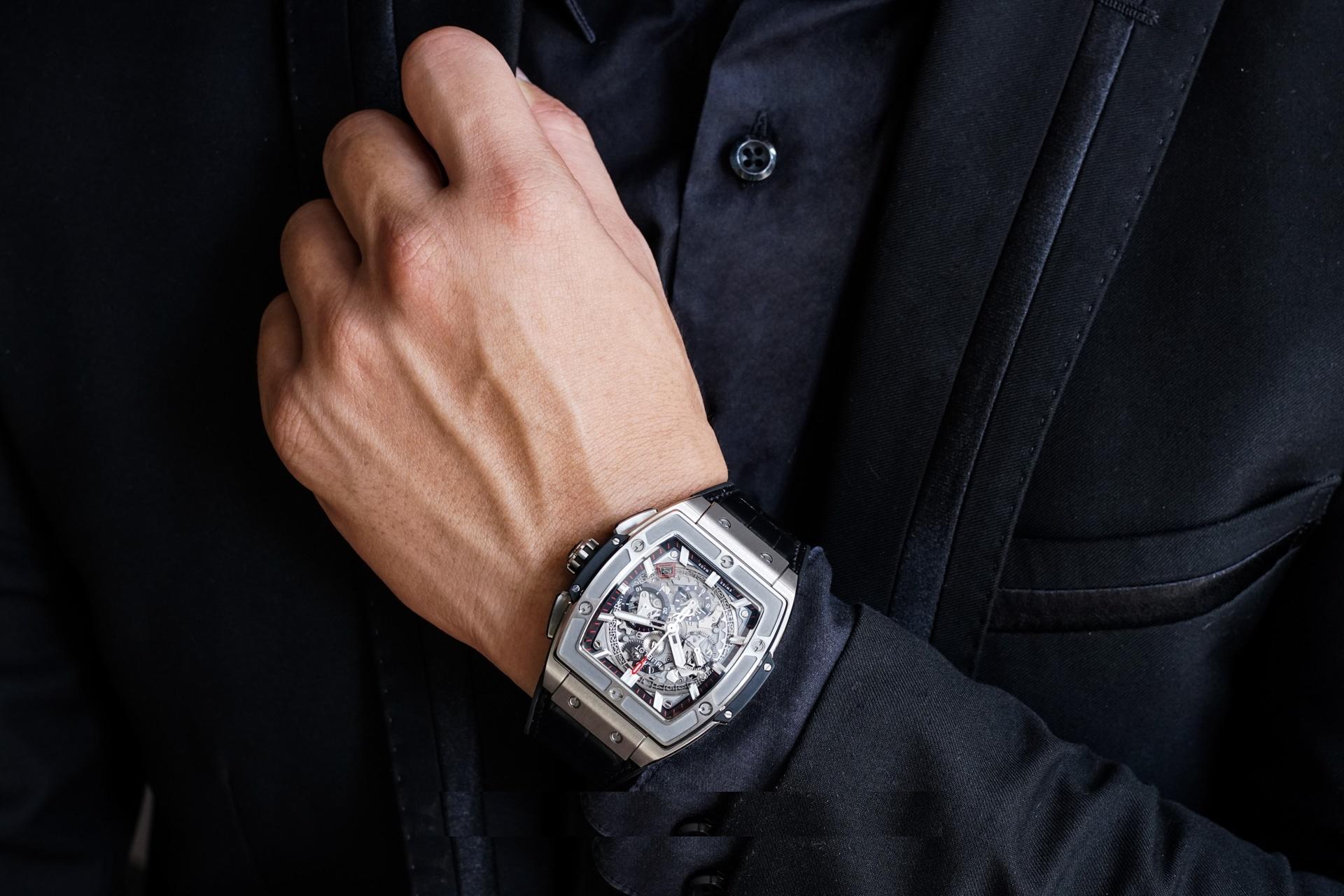 Giới thiệu đồng hồ Hublot Spirit Of Big Bang Titanium đẳng cấp