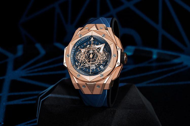 Khám phá bộ 3 mẫu đồng hồ đầy màu sắc của Hublot