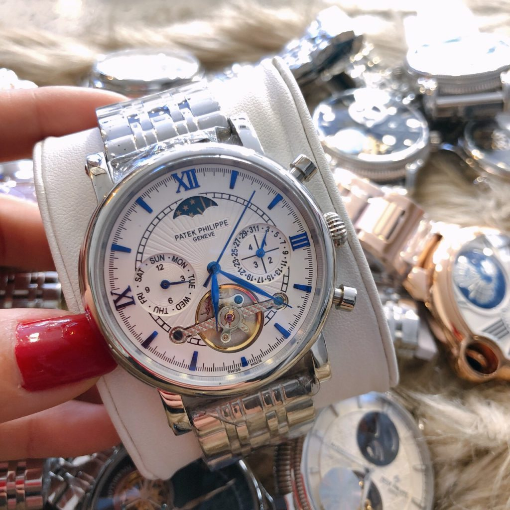 Review chân thực nhất về phiên bản đồng hồ Patek Philippe P83000