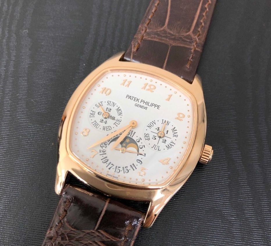 Giới thiệu đồng hồ Patek Philippe Grand Complications 5940R-001