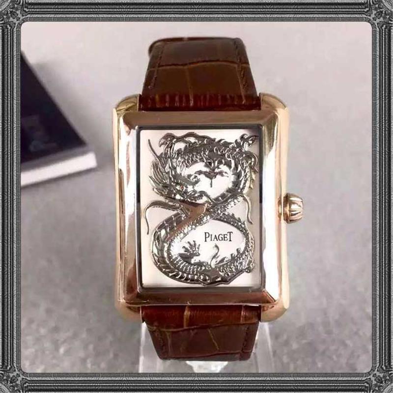 Các mẫu đồng hồ Piaget mặt rồng - Thể hiện đẳng cấp phái mạnh