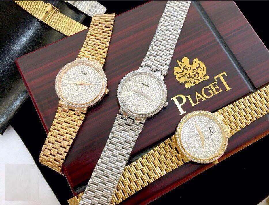 Giới thiệu đồng hồ Piaget Full đá - Siêu phẩm của những người quyền lực