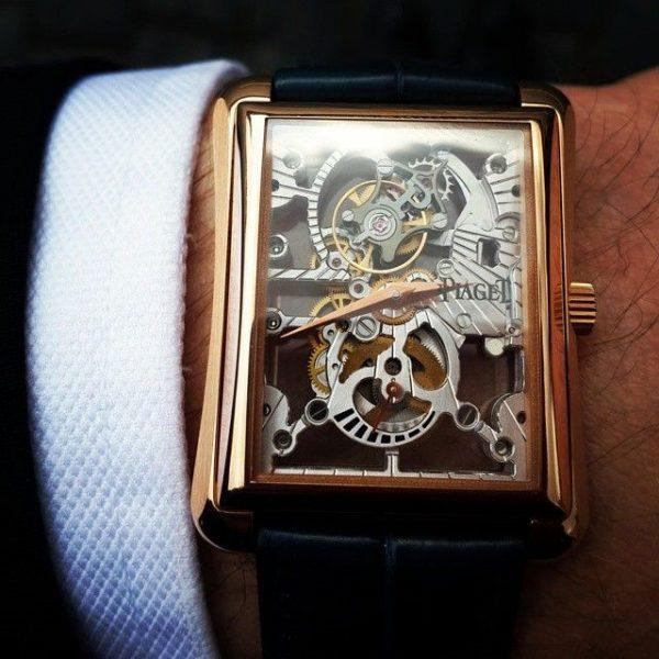 Piaget Emperador Tourbillon Skeleton - Phiên bản đồng hồ số 1 dành cho quý ông