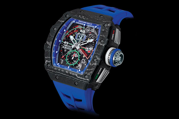 Review đồng hồ Richard Mille RM 11-04 Automatic Flyback Chronograph Roberto Mancini