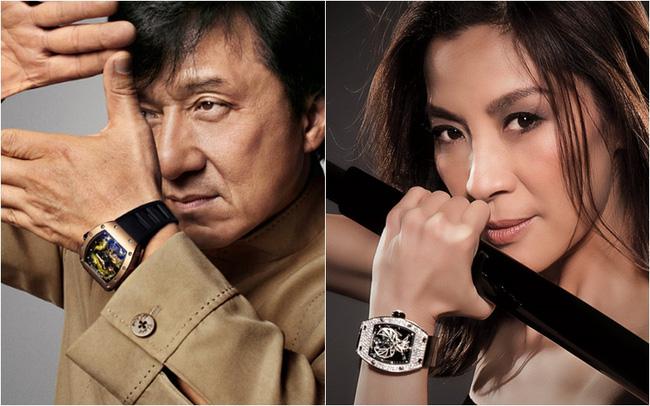 Những chiếc đồng hồ Richard Mille lấy cảm hứng từ ngôi sao quốc tế