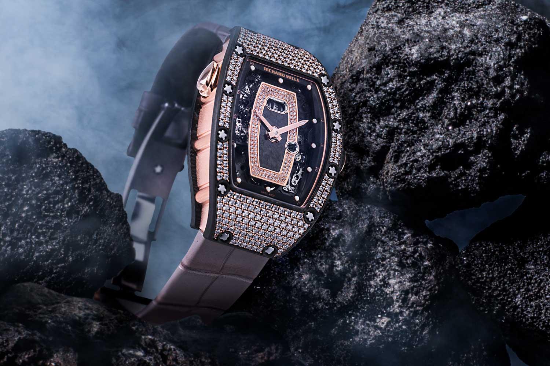 Bật mí 7 tuyệt phẩm đồng hồ Richard Mille nữ được yêu chuộng nhất