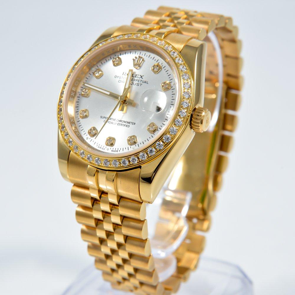 Những điều chưa biết về đồng hồ Rolex Oyster Perpetual Datejust CL5 72200
