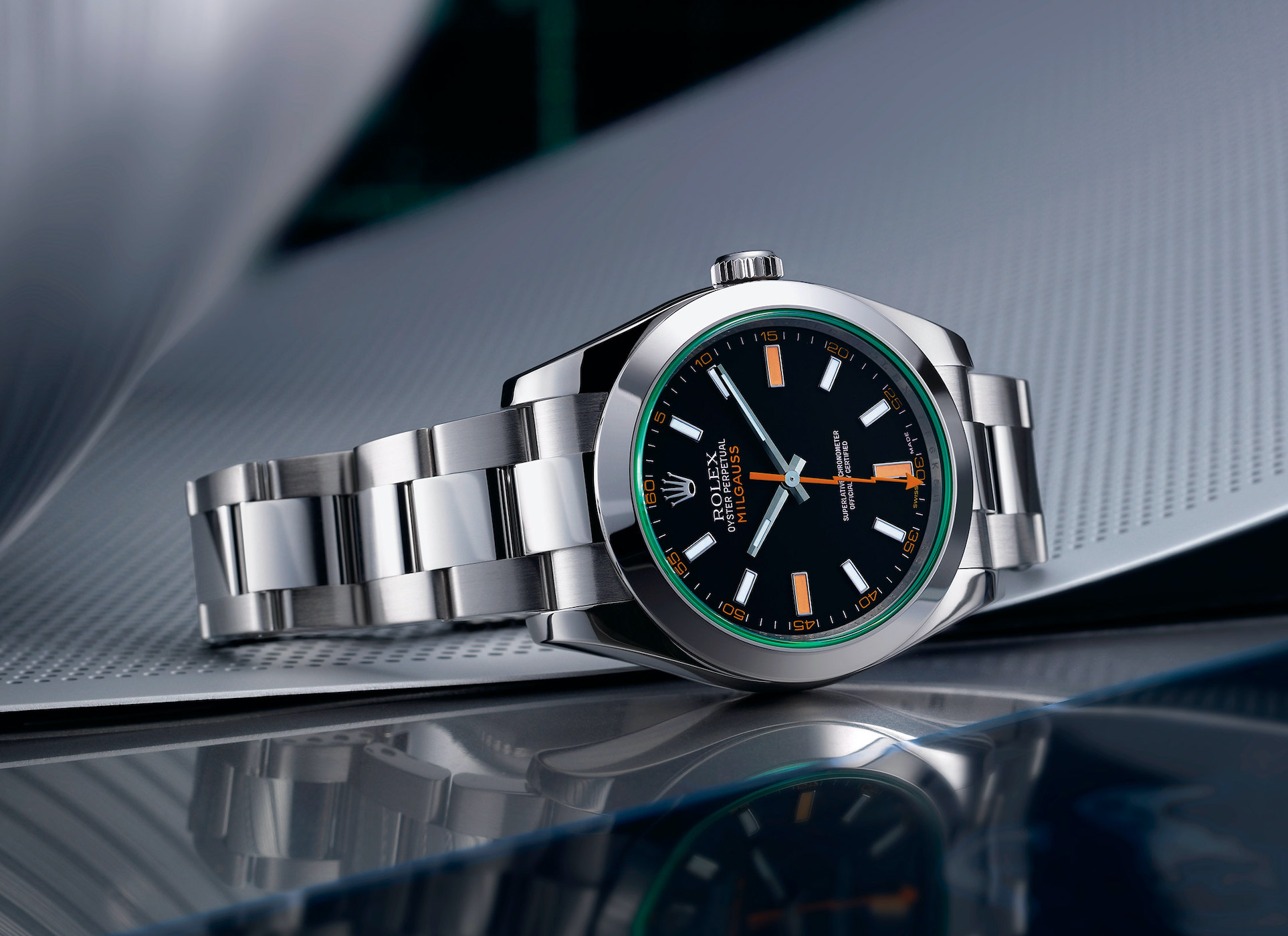 10 ngôi sao đang sở hữu Siêu phẩm đồng hồ Rolex Milgauss