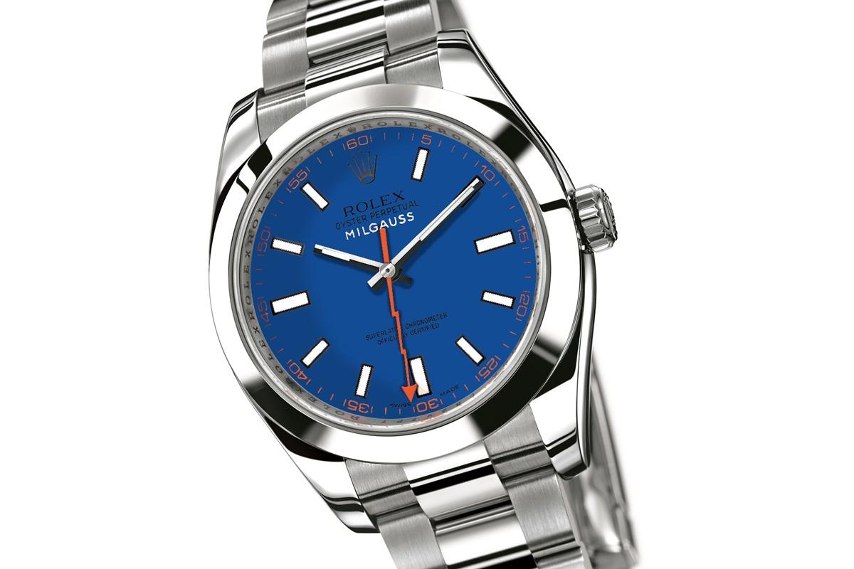 Tổng hợp 5 mẫu đồng hồ của thương hiệu Rolex được sản xuất năm 2014
