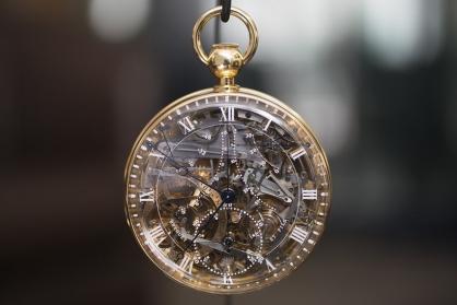 Thống kê TOP 10 chiếc đồng hồ đắt nhất thế giới hiện nay