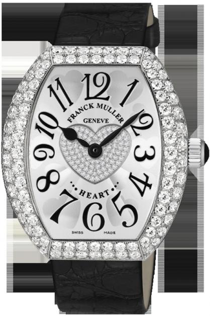 Franck Muller Heart 5002 M QZ D2 - Chiếc đồng hồ ngọt ngào đầy nữ tính