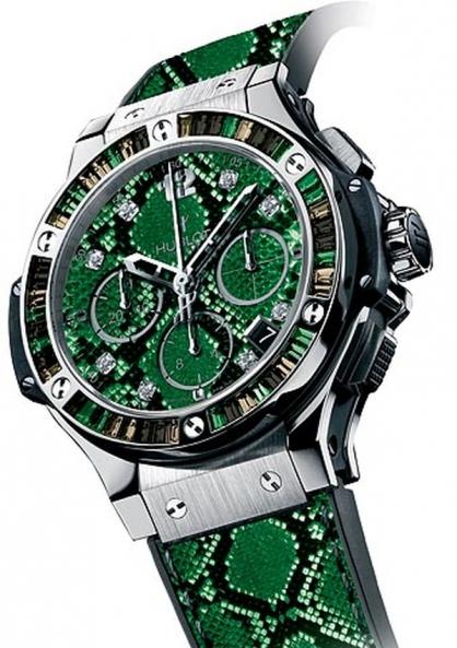 """""""Hé lộ"""" Top 3 đồng hồ Hublot kim cương 41mm sang trọng bậc nhất thế giới"""