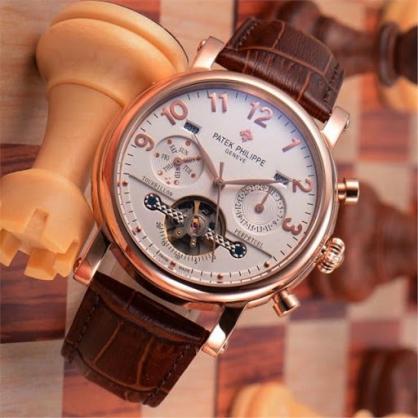 Mách bạn 3 chiếc đồng hồ Patek Philippe cơ lộ máy đẳng cấp nhất