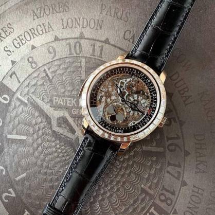 Review siêu phẩm Patek Philippe 5304R - Một tuyệt tác đồng hồ xa xỉ