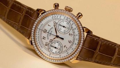 Chia sẻ Top 4 mẫu đồng hồ Patek Philippe nữ chính hãng sang chảnh nhất
