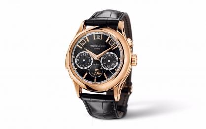 Giới thiệu đồng hồ Patek Philippe Grand Complications 5208R-001
