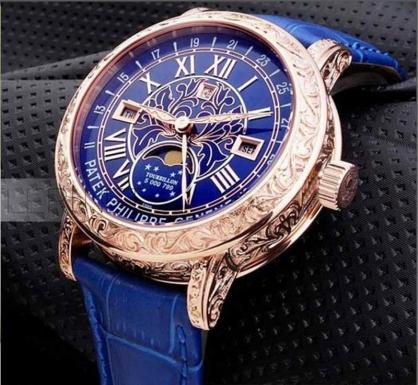 Hé lộ những mẫu đồng hồ Patek Philippe ai cũng muốn sở hữu
