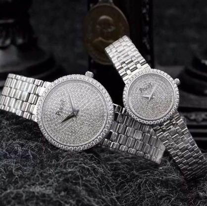 Đồng hồ Piaget mặt tròn - Biểu tượng cho người phụ nữ bản lĩnh