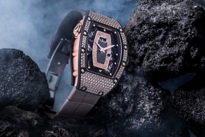 7 tuyệt phẩm đồng hồ Richard Mille nữ được yêu chuộng nhất