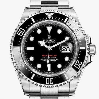 Những điều chưa biết về Siêu phẩm đồng hồ lặn Rolex Sea - Dweller