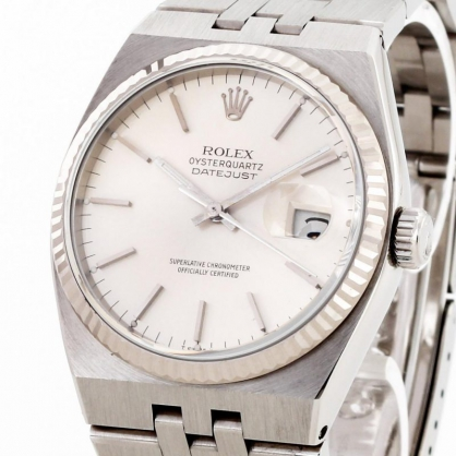 Giới thiệu đồng hồ Rolex Oysterquartz được giới mộ điệu săn lùng nhiều nhất