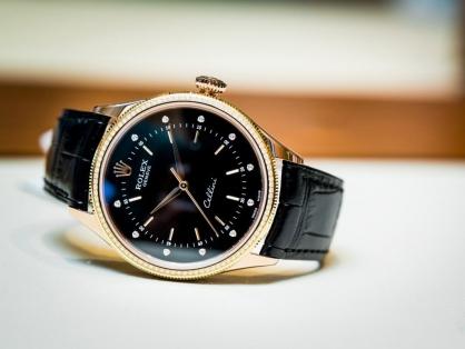 TOP những chiếc đồng hồ Rolex dây da vô cùng đẳng cấp